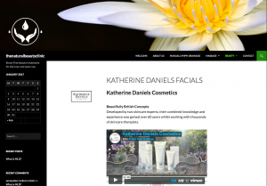 Website: The Natural Beauty Clinic